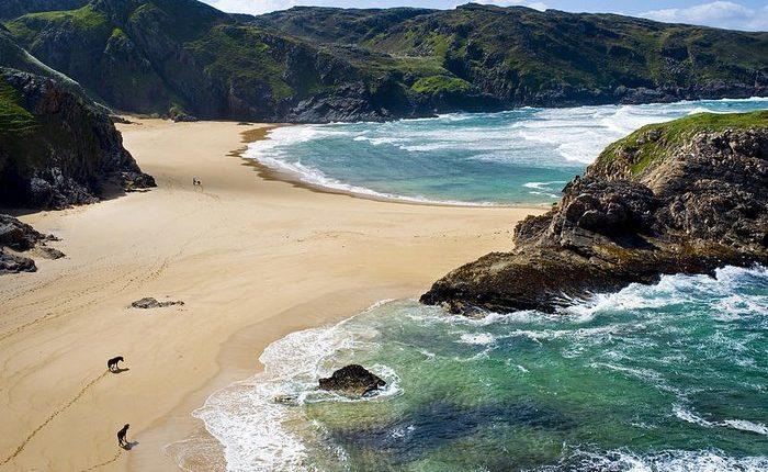 <b>Murder Hole Beach, Donegal</b>