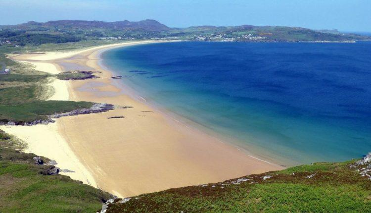 <b>Portsalon Beach, Co. Donegal</b>