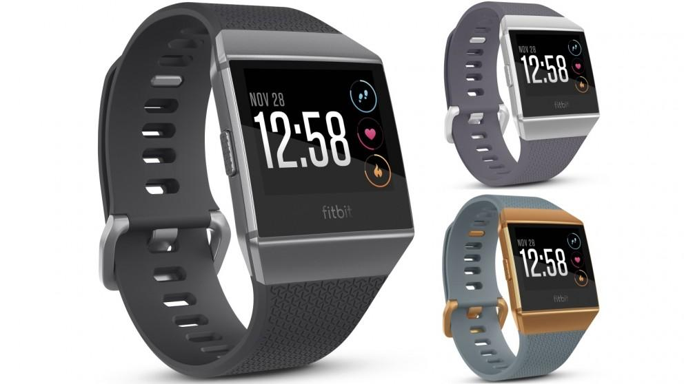 For Fitness Fanatics: Fitbit Ionic