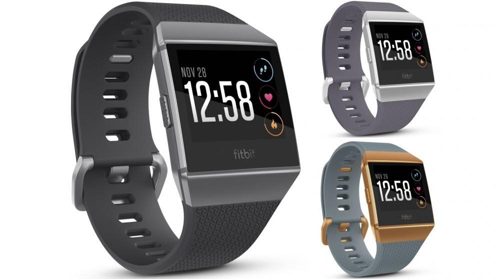 For Fitness Fanatics: Fitbit Ionic