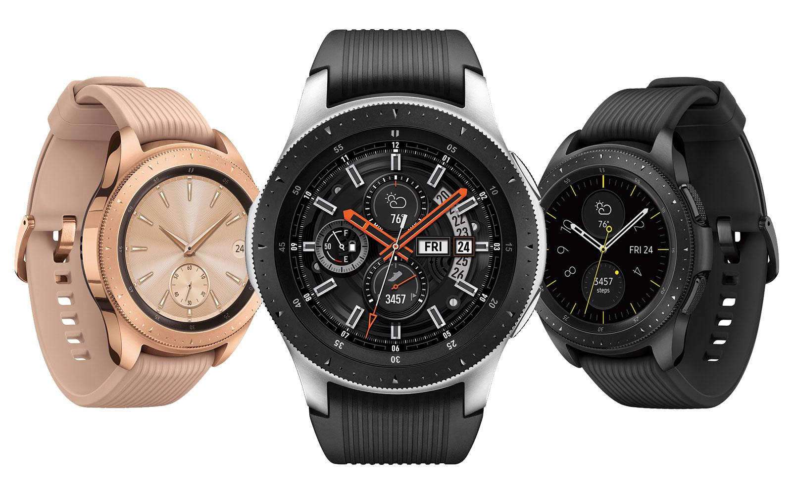 For Android Users: Samsung Galaxy Watch