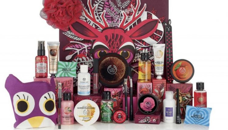 The Body Shop 24 Days of the Enchanted Advent Calendar, €51.67